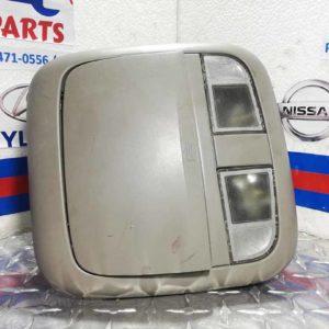 Control de luces interior para Nissan Sentra 2006